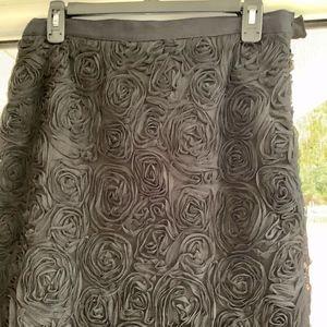 Beautiful Skirt with Rosette design